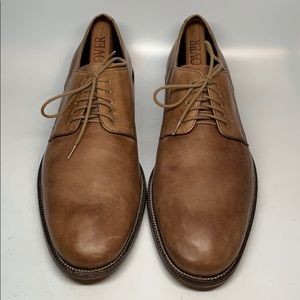 Cole Haan  men's Size 10 M Tope leather Oxfords